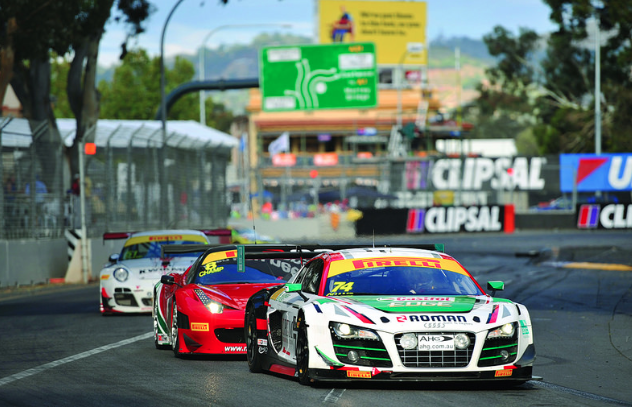 Big Field for First GT Round