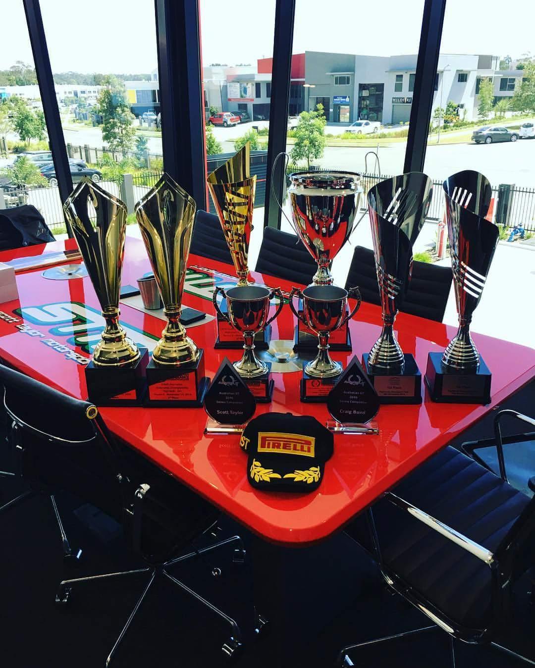 STM Second In Australian GT Championship